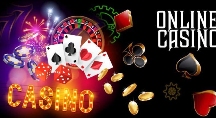 カジノゲームをオンラインでプレイ